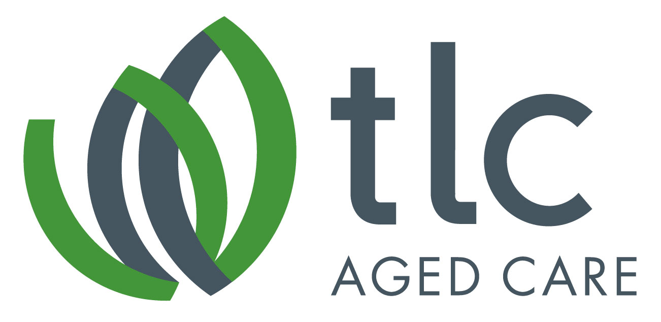 TLC Aged Care Logo